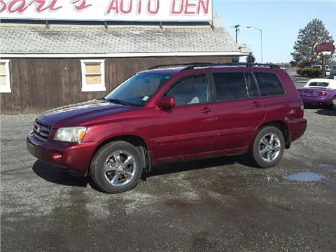2004 Toyota Highlander for sale in Richland, WA