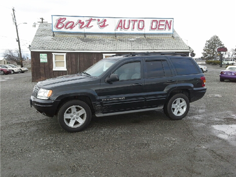 2003 Jeep Grand Cherokee for sale in Richland, WA