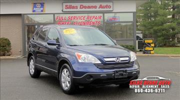 2007 Honda CR-V for sale in Rocky Hill, CT