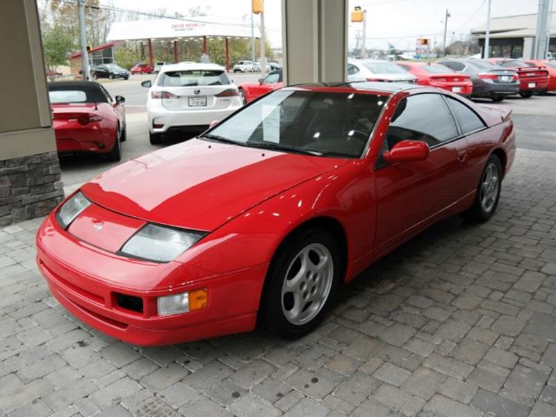 Nissan 300zx For Sale >> Nissan 300zx For Sale In Lancaster Sc Carsforsale Com