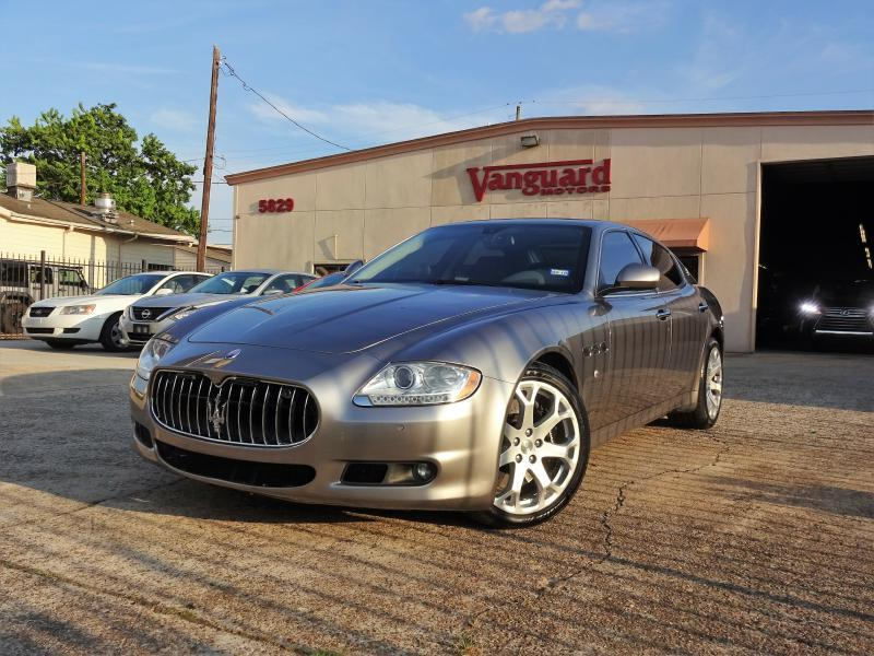 2009 maserati quattroporte for sale in ottawa ks. Black Bedroom Furniture Sets. Home Design Ideas