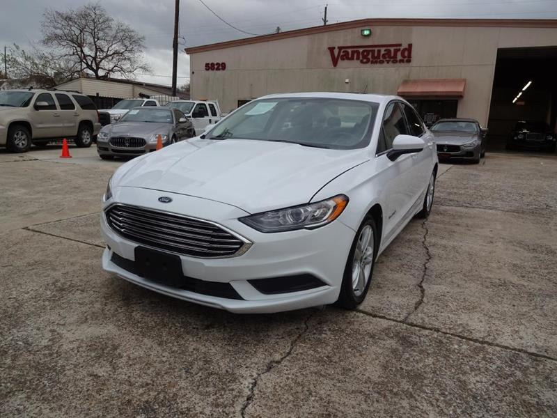 VANGUARD MOTORS - Used Cars - Houston TX Dealer