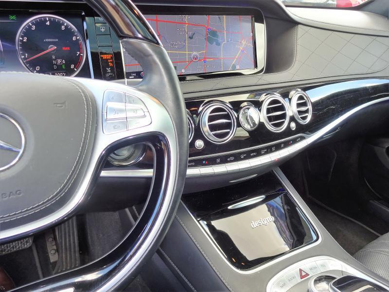 2015 Mercedes-Benz S-Class S 550 4dr Sedan In Houston TX - VANGUARD ...