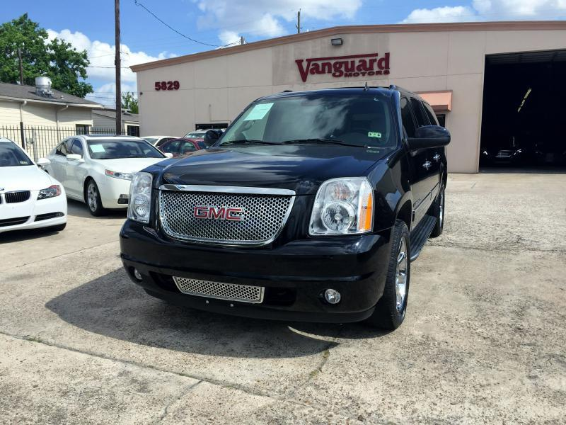 2009 gmc yukon xl denali 4x2 4dr suv in houston tx. Black Bedroom Furniture Sets. Home Design Ideas