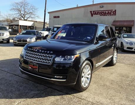 land landrover rover for hse new near htm suv sale tx in range supercharged sugar houston