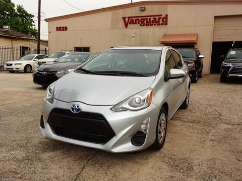 2016 Toyota Prius c for sale in Houston, TX