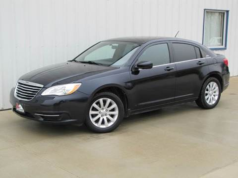 2011 Chrysler 200 for sale in Griswold, IA
