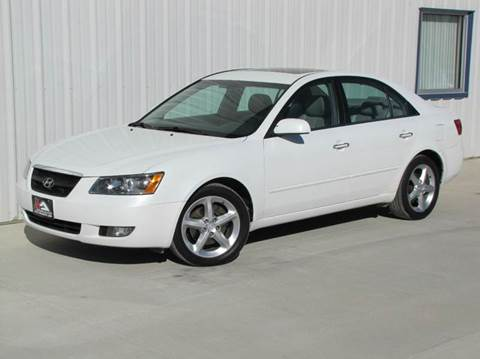 2006 Hyundai Sonata for sale in Griswold, IA