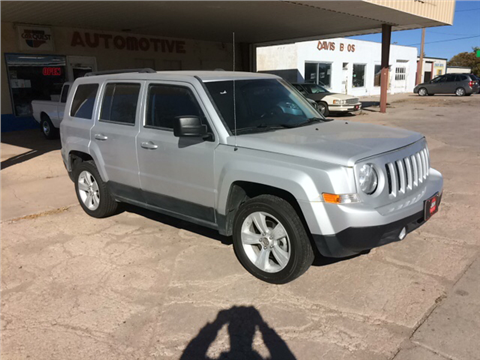 2011 Jeep Patriot for sale in Akron, CO