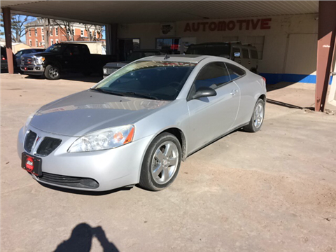 2009 Pontiac G6 for sale in Akron CO