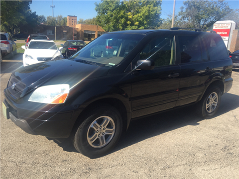 2004 Honda Pilot for sale in Topeka, KS