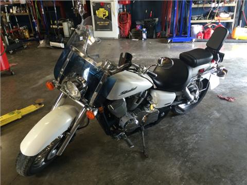 2007 Honda Shadow for sale in Topeka, KS