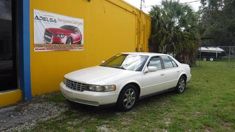 1998 Cadillac Seville for sale in Orlando, FL