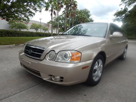2004 Kia Optima for sale in Orlando FL
