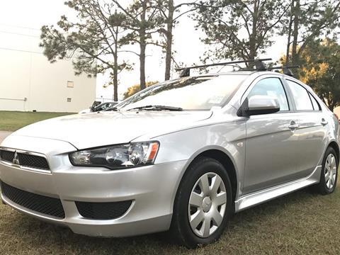 2011 Mitsubishi Lancer Sportback for sale in Orlando FL