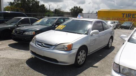 2002 Honda Civic for sale in Orlando, FL