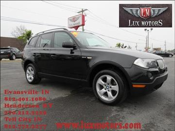 bmw for sale evansville in