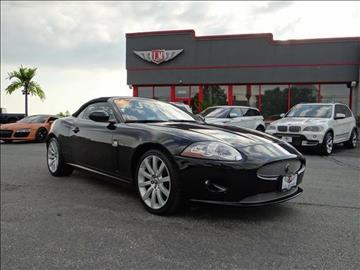 Used 2007 jaguar xk for sale for Lux motors evansville in