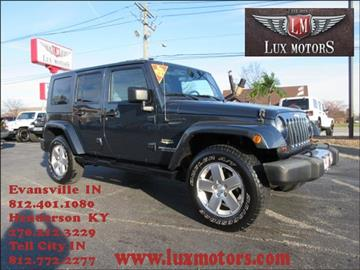 jeep for sale in evansville in