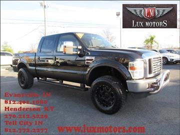 Used diesel trucks for sale evansville in for Lux motors evansville in