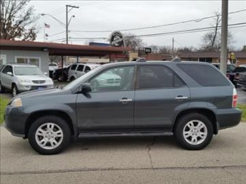 2004 Acura MDX for sale in Mchenry, IL