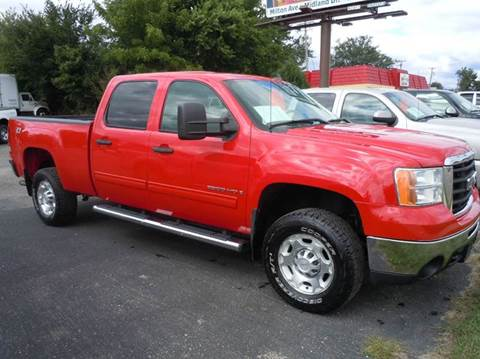 2009 GMC Sierra 2500HD for sale in Janesville, WI
