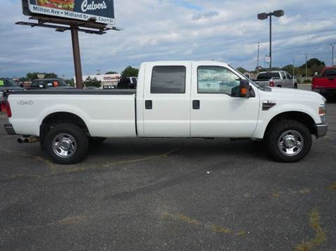 2009 Ford F-350 Super Duty for sale in Janesville, WI