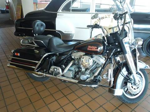 1991 Harley-Davidson Electra Glide for sale in Janesville, WI