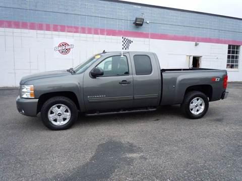 2011 Chevrolet Silverado 1500 for sale in Janesville, WI