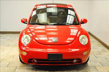 2002 Volkswagen New Beetle for sale in Paterson, NJ
