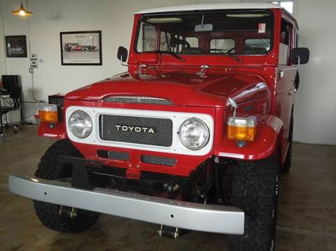 used 1981 toyota land cruiser for sale carsforsale com rh carsforsale com 1981 toyota land cruiser fj60 1981 toyota land cruiser forums