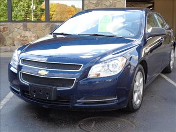 2008 Chevrolet Malibu for sale in Brockway, PA