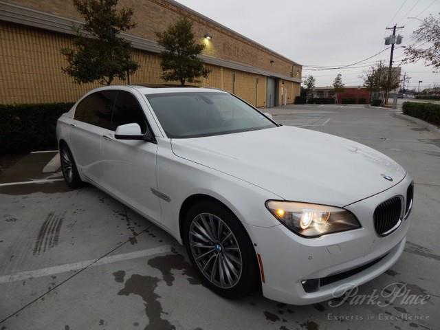 Used 2011 bmw 7 series 750li in lake dallas tx at park for Mercedes benz dealers in texas