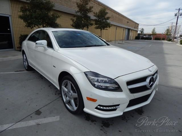 Used 2012 mercedes benz cls class cls550 4dr in lake for Mercedes benz dealers in texas