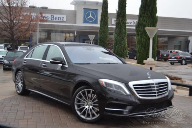 Used 2015 mercedes benz s class s550 in fort worth tx at for Minnesota mercedes benz dealers