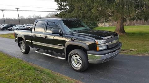 Chevrolet silverado 1500hd for sale in massachusetts for Harlan motors parkesburg pa