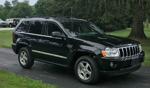 2005 Jeep Grand Cherokee for sale in Parkesburg, PA