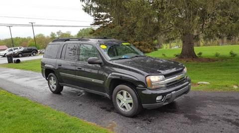 2004 Chevrolet TrailBlazer EXT for sale in Parkesburg, PA