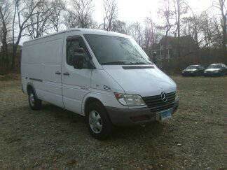 2005 Dodge Sprinter Cargo for sale in Waterbury, CT