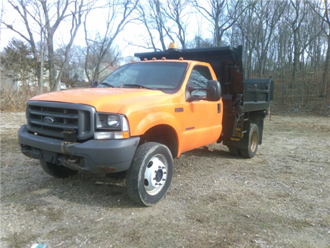 2002 Ford F-550 Super Duty for sale in Waterbury, CT