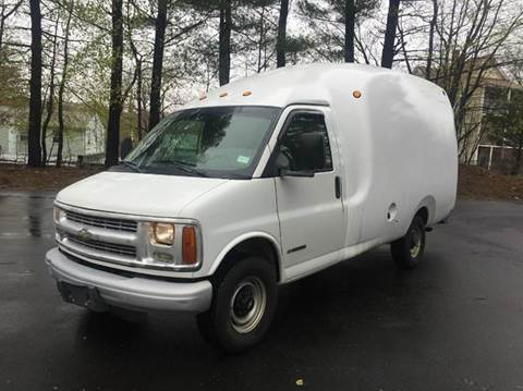 2002 Chevrolet Express Cargo for sale in Waterbury, CT