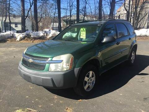 2005 Chevrolet Equinox for sale in Waterbury, CT