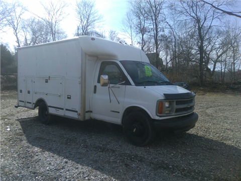2001 Chevrolet Express Cargo for sale in Waterbury, CT