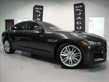 2016 Jaguar XF for sale in Plano, TX