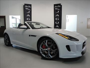 2016 Jaguar F-TYPE for sale in Plano, TX