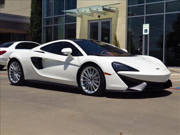 2017 McLaren 570GT for sale in Dallas, TX