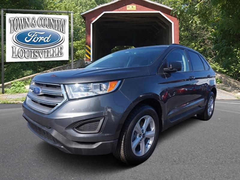 Ford Edge Se Dr Crossover Louisville Ky