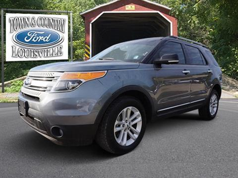 2013 Ford Explorer for sale in Louisville, KY