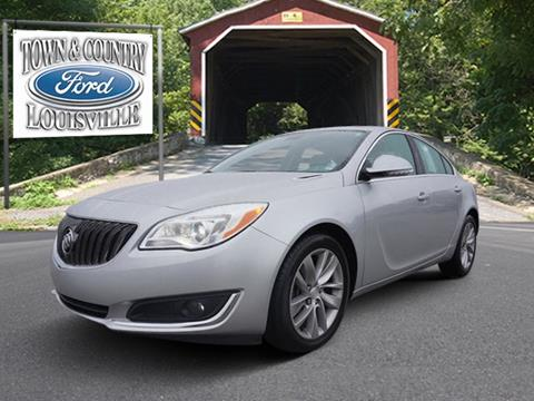 2016 Buick Regal for sale in Louisville, KY