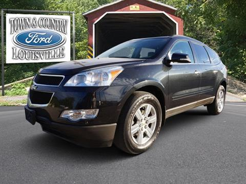 chevrolet traverse for sale in louisville ky. Black Bedroom Furniture Sets. Home Design Ideas